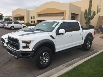 Another White Raptor Gen 2 Ford Raptor Forum