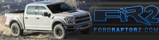 GEN 2 FORD RAPTOR FORUM